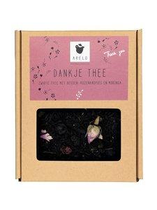 Dank je thee moringa rozen bessen