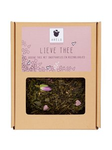 Lieve thee rozen snoephartjes
